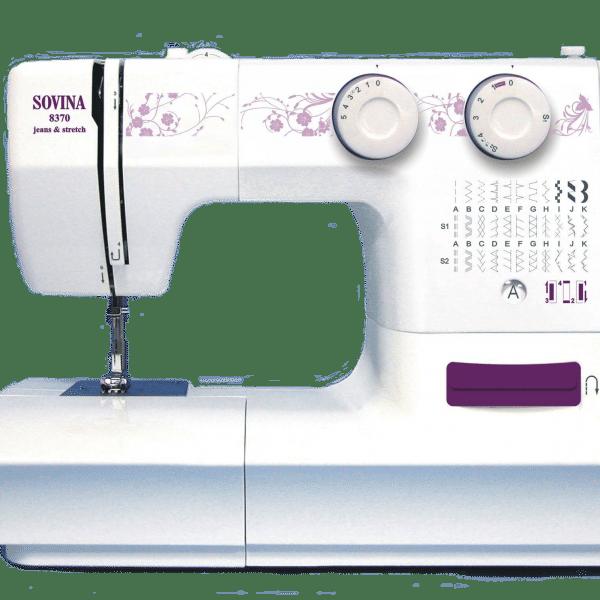 מכונת תפירה SOVINA 8370