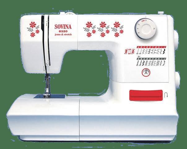 מכונת תפריה SOVINA 8320