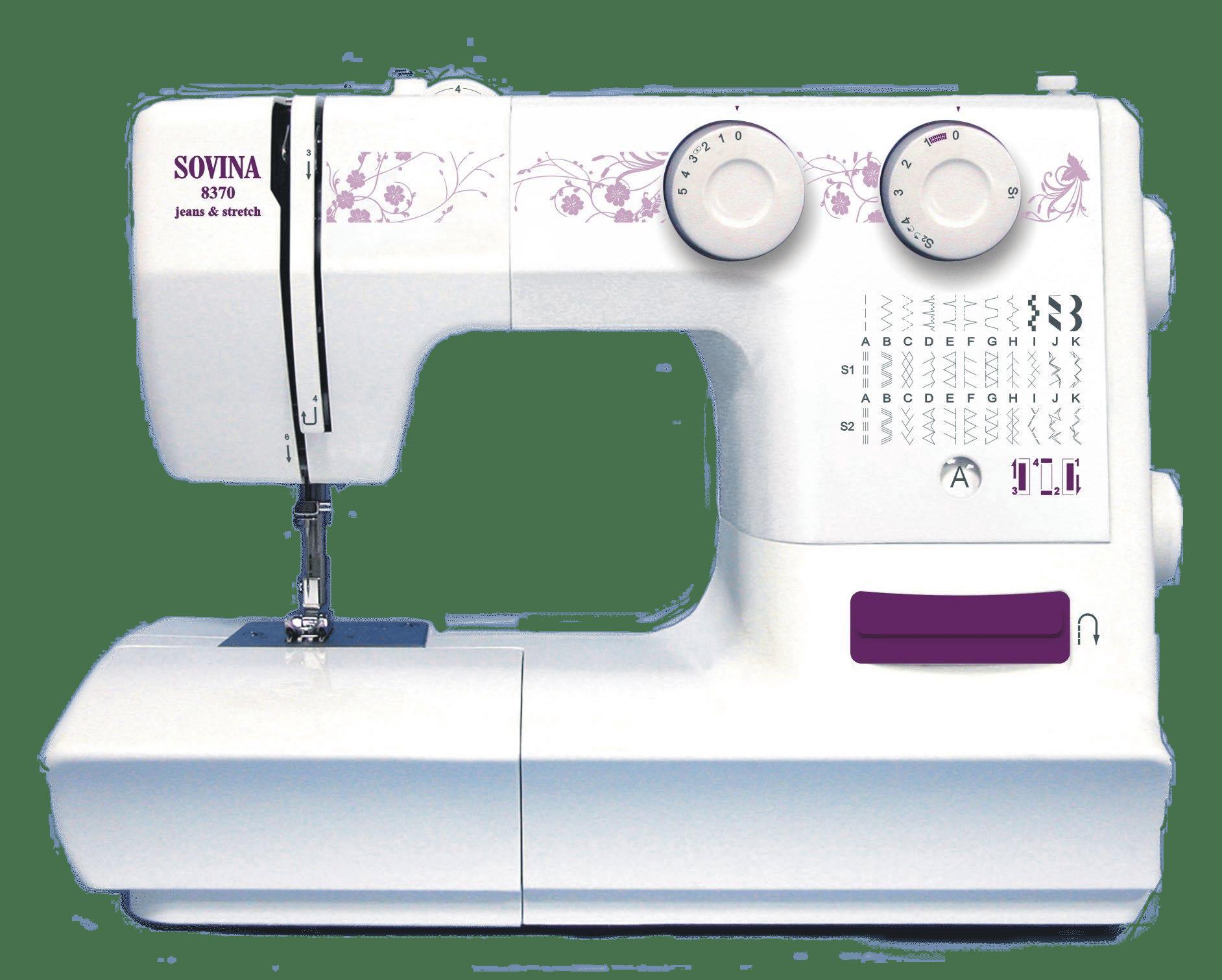 מכונות תפירה ביתיות